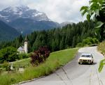 RALLY DOLOMITI HISTORIC 2013